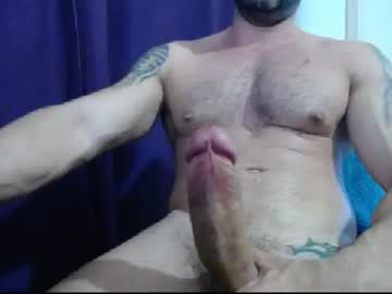 [18-05-20] xxlmuscless record blowjob video from Chaturbate