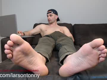 [14-03-21] tonnylarson chaturbate video with dildo