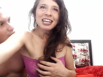 [25-08-20] adan_y_eva69 public webcam video from Chaturbate