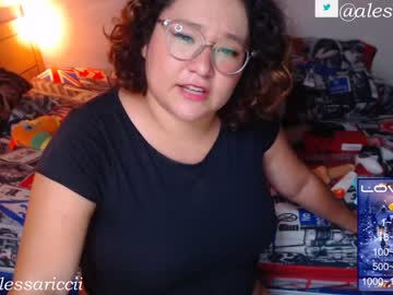[04-12-20] alessaricci_ chaturbate private XXX video