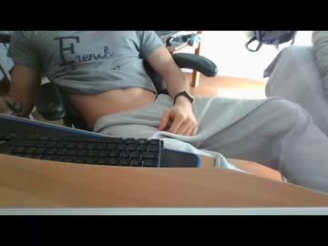 [06-04-20] marklander95 chaturbate show with cum