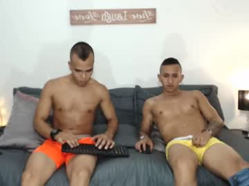[22-02-20] ebasandcalvin blowjob video from Chaturbate