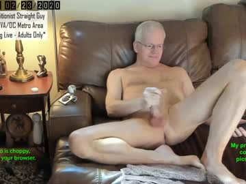 [24-02-20] silverw329 record video with dildo