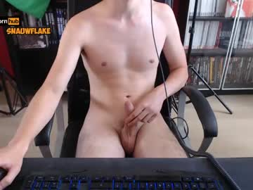 [04-08-20] snauwflake private show video from Chaturbate