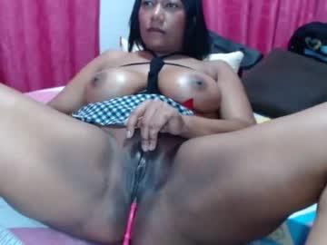 [06-04-21] bigblackgirll show with cum