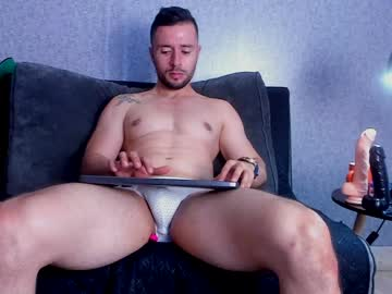[21-01-20] thommyvilla record video with dildo from Chaturbate.com