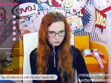 [29-02-20] klementinagirl record public show video from Chaturbate