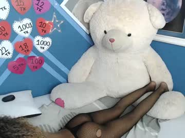 [28-06-20] tyra_curly_ private webcam
