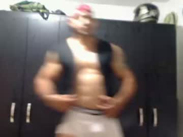 [26-08-20] brunomegamuscle video with dildo from Chaturbate