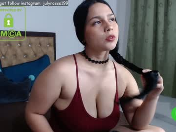 [19-01-20] julyrosse private XXX video from Chaturbate.com