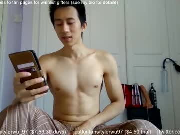 [24-05-20] tylerwu97 private show video from Chaturbate.com