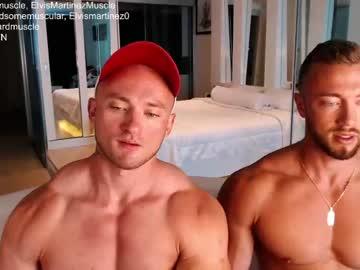 [02-02-21] leon_lovefitness blowjob video from Chaturbate.com