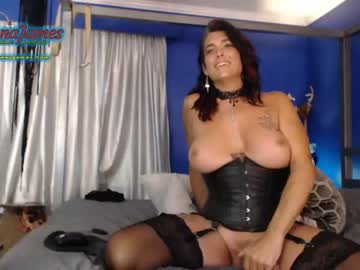 [20-05-20] tsriannajames record show with toys from Chaturbate