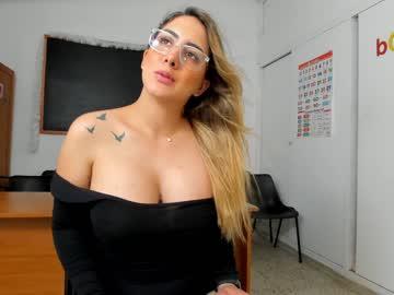 [09-01-20] aleja_cifuentes video with dildo