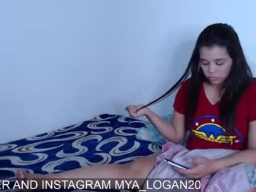 [10-01-21] mya_logan20 record private show