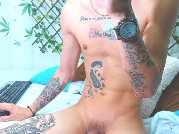 [21-01-20] aaron_chrisx private show