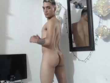 [28-02-20] men2steel record public show from Chaturbate.com