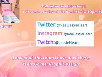 [20-09-20] jessie_heart chaturbate dildo