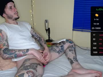 [22-01-20] randytattoxxx private XXX show from Chaturbate