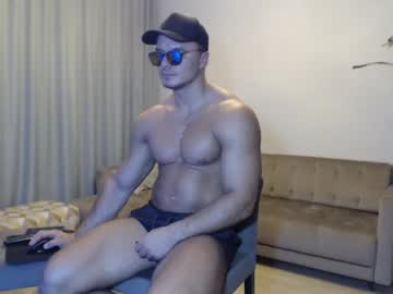 [16-09-20] badboyandre record show with cum