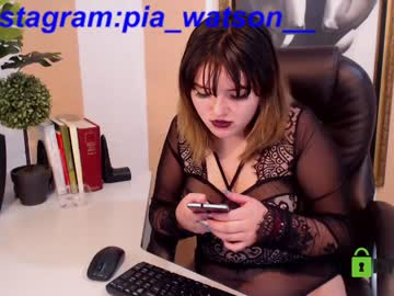 [29-05-20] pia_watson_ chaturbate private webcam