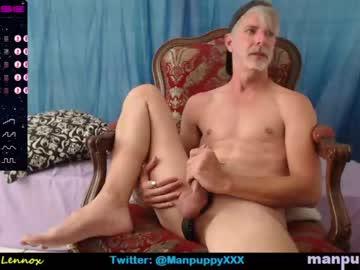 [21-10-21] manpuppy blowjob show