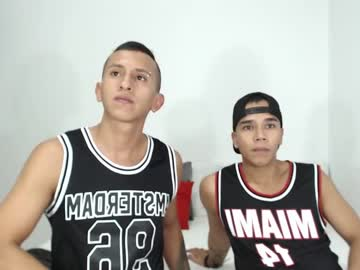 [27-04-20] ebasandcalvin record webcam show