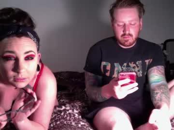 [17-04-20] tattooedcouple8 record private sex show
