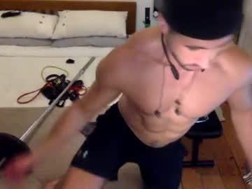 [03-07-20] gymjock88 private webcam